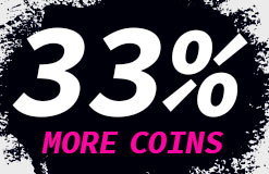 Bridge day bonus: collect 33% extra coins now!